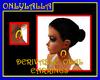 Derivable Oval Earrings
