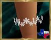 Diamond Snowflake Bracle