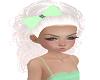 FG~ Mint Hair Bow