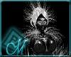 ~M~ Silver Shimmer Fur C