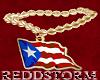 Puerto Rico Flag Wave