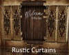 Rustic Curtains {RH}
