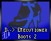 D--> E%ecutioner Boots