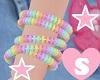 Pastel Candy Bracelet