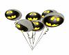 Batman Animated Ballons