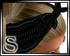 Black Headband Bandana