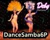 Dance Samba 6P