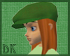 IrishGreen Hat w/RedHair