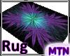 M1 Square Derive Rug