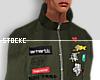 S. Multi - Print Jacket