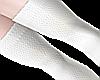 B! White Layer Socks