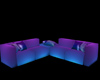 NEON POOL ROOM COUCH