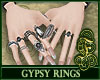 Gypsy Rings Gray