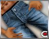 *SC-Stonewashed Jeans-M