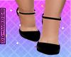 ly/black sandal