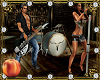 COUNTRY WESTERN BAND SET