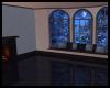 Cozy Winter Blue Room