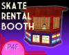 P4F Skate Rental Booth