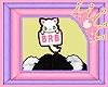 Brb kawaii Sighn Kitty