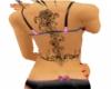 Rose Back Tattoo
