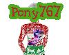 Ponyxmas sweater
