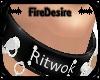FD Ritwok costume collar