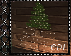 !C* Christmas WallTree