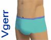 Light Blue Sexy Shorts