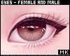 金. Brown Eyes