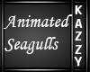 }KR{ Animated Seagulls