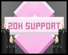 20k Support