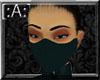 [:A:] Dark Green Mask