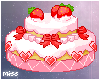 Strawberry Cake Big