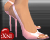:Xni Cute Pink With Pedi