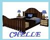 Azul Wood Cuddle