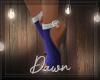 Blue Texas Boots