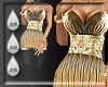 (I) Disco Queen Gold XXL