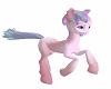 FLoating Pink Pony