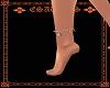 Spiney Oyshell Anklet L