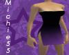 [m55] Sexy Purple dress