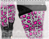Leggings Tiger Pink