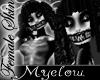 ~Mye~ F Skeleton Skin