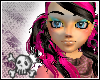 [F] Pink and Black Chiyo