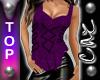 |CAZ| Flo Purple