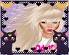 FOX blonde wind hair