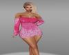 pink sweater dress rll