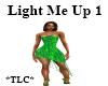 *TLC*Light Me Up 1 Dress