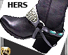 WESTERN ANKLE BOOTS FEM