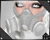 Un|Gas Mask.White