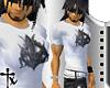 -tx- DJ white Tshirt
